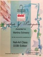 "Akademie FEINAUER ""Nail-Art Class DOBI Edition"""