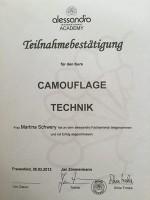 """alessandro: """"Camouflage Technik"""""""
